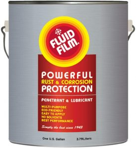 Fluid Film Prevention