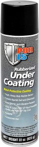 POR-15 Black Paintable Rubberized Undercoating